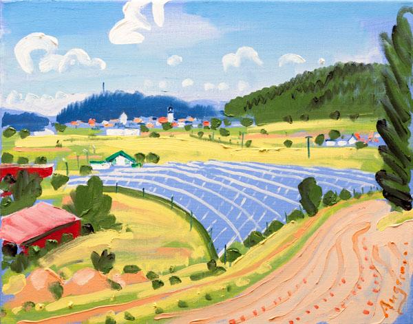Solarpark Doellnitz